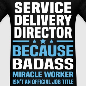Service Delivery Director Tshirt - Men's T-Shirt