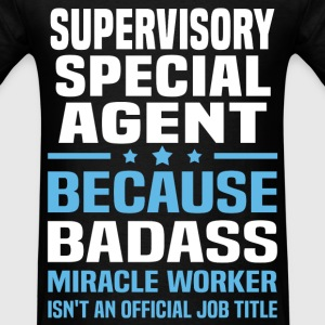 Supervisory Special Agent Tshirt - Men's T-Shirt