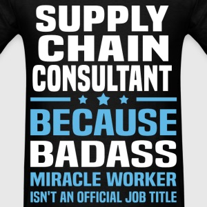 Supply Chain Consultant Tshirt - Men's T-Shirt