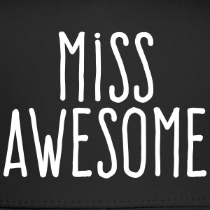 miss awesome Sportswear - Trucker Cap