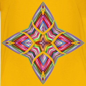 Chromatic Decorative Ornament - Kids' Premium T-Shirt
