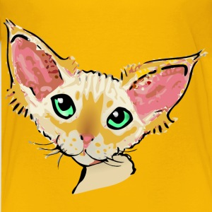 Devon Rex 2 - Kids' Premium T-Shirt