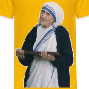 Mother Teresa Mosaic - Kids' Premium T-Shirt