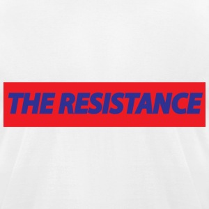 The Resistance - Mens Tee - Men's T-Shirt by American Apparel