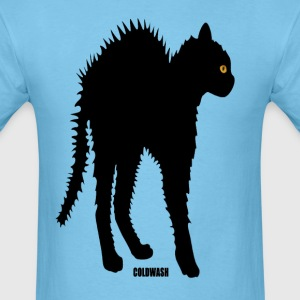 SCAREDY CAT - Men's T-Shirt