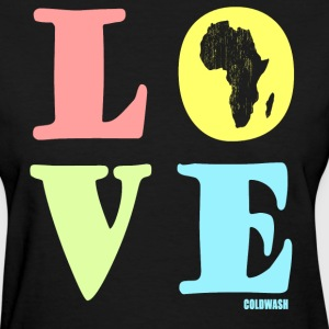 AFRICA LOVE - Women's T-Shirt