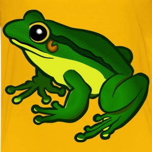 frog coloured - Kids' Premium T-Shirt