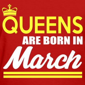 march 1212.png T-Shirts - Women's T-Shirt