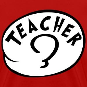 teacher_3 - Teachers T-Shirts