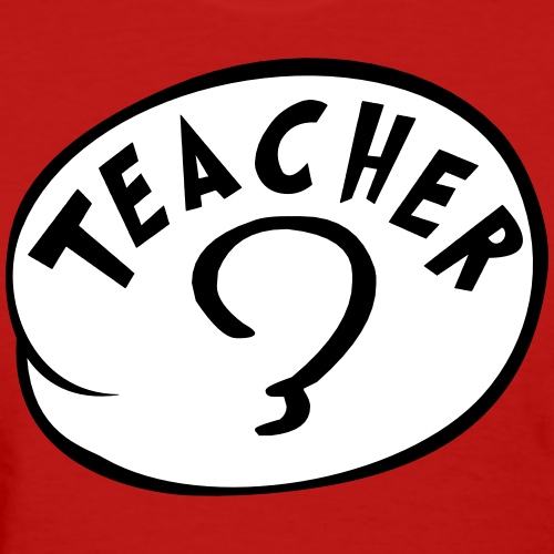 teacher_3 - Teachers T-Shirts
