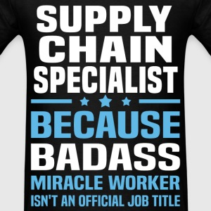 Supply Chain Specialist T-Shirts - Men's T-Shirt
