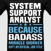 System Support Analyst T-Shirts - Men's T-Shirt