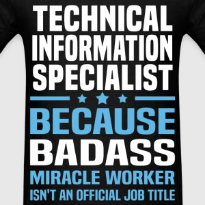 Technical Information Specialist T-Shirts - Men's T-Shirt