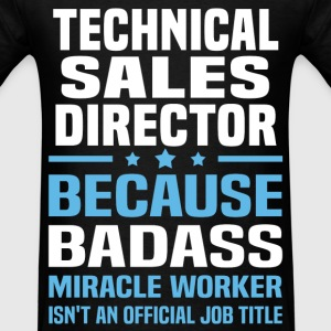 Technical Sales Director T-Shirts - Men's T-Shirt