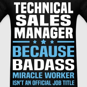 Technical Sales Manager T-Shirts - Men's T-Shirt