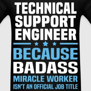 Technical Support Engineer T-Shirts - Men's T-Shirt