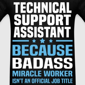 Technical Support Assistant T-Shirts - Men's T-Shirt