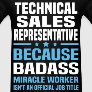 Technical Sales Representative T-Shirts - Men's T-Shirt