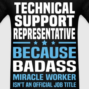 Technical Support Representative T-Shirts - Men's T-Shirt