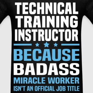 Technical Training Instructor T-Shirts - Men's T-Shirt