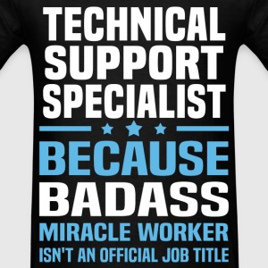 Technical Support Specialist T-Shirts - Men's T-Shirt