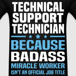Technical Support Technician T-Shirts - Men's T-Shirt