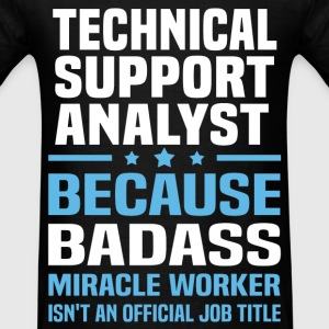 Technical Support Analyst T-Shirts - Men's T-Shirt