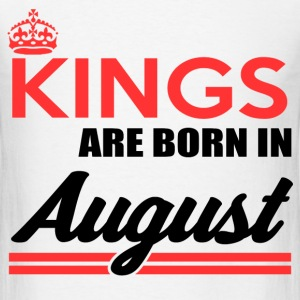 AUGUST 1278172872812.png T-Shirts - Men's T-Shirt