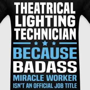 Theatrical Lighting Technician T-Shirts - Men's T-Shirt