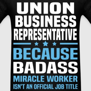 Union Business Representative T-Shirts - Men's T-Shirt