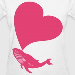 WHALE_OF_A_TIME - Women's T-Shirt