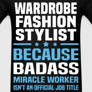 Wardrobe Fashion Stylist T-Shirts - Men's T-Shirt