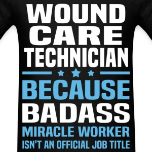 Wound Care Technician T-Shirts - Men's T-Shirt