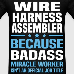 Wire Harness Assembler T-Shirts - Men's T-Shirt