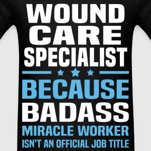 Wound Care Specialist T-Shirts - Men's T-Shirt