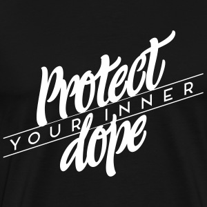 Protect Your Inner Dope - Men's Premium T-Shirt
