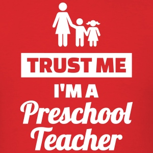 Preschool teacher T-Shirts - Men's T-Shirt