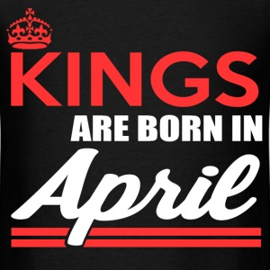 APRIL 128918921212.png T-Shirts - Men's T-Shirt