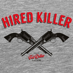 Hired Killer - Men's Premium T-Shirt