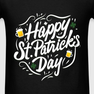 St. Patrick`s Day - Happy St. Patrick`s Day - Men's T-Shirt