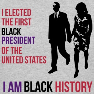 I Am Black History - Presidential Edition T-Shirts - Women's 50/50 T-Shirt