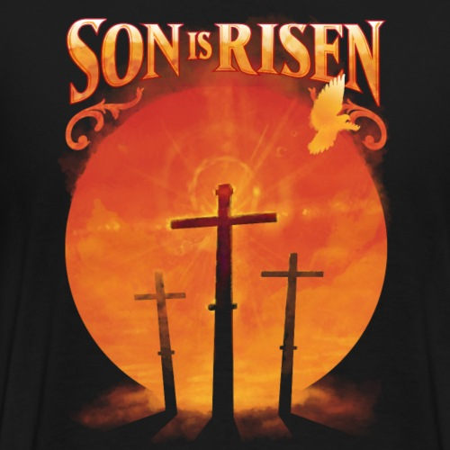 Son Is Risen Christ Jesus