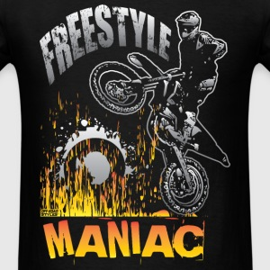 Motocross Freestyle Mania T-Shirts - Men's T-Shirt