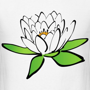 Lotus #2 T-Shirts - Men's T-Shirt