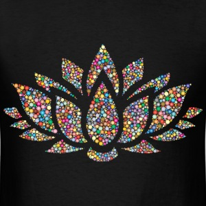 Lotus T-Shirts - Men's T-Shirt