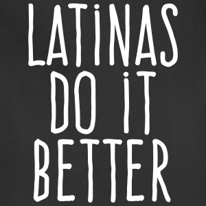 latinas do it better Aprons - Adjustable Apron