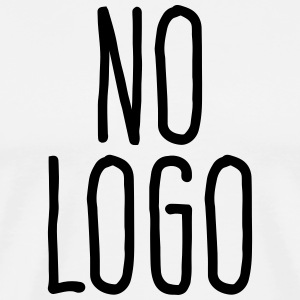 no logo T-Shirts - Men's Premium T-Shirt