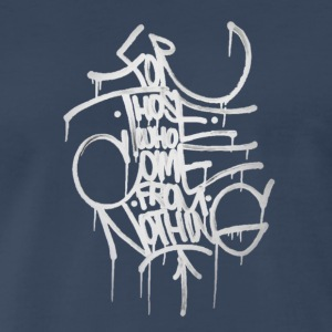Draco Graffiti - Men's Premium T-Shirt