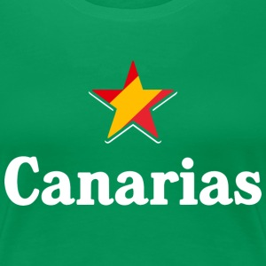 Stars of Spain - Canarias T-Shirts - Women's Premium T-Shirt