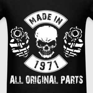 Made in 1971 All original parts - Men's T-Shirt